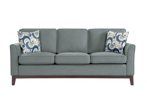 Blue Lake Sofa - Gray