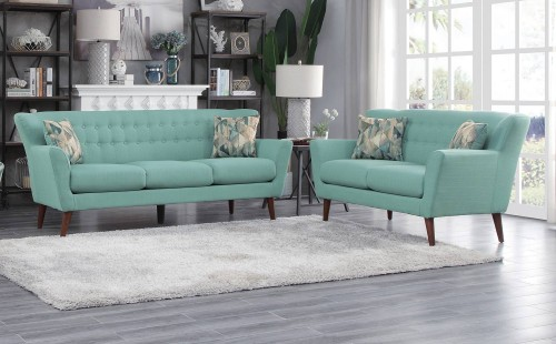 Maja Sofa Set - Teal