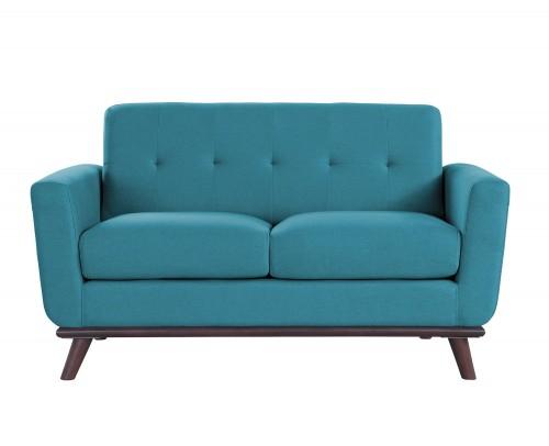 Rittman Love Seat - Blue
