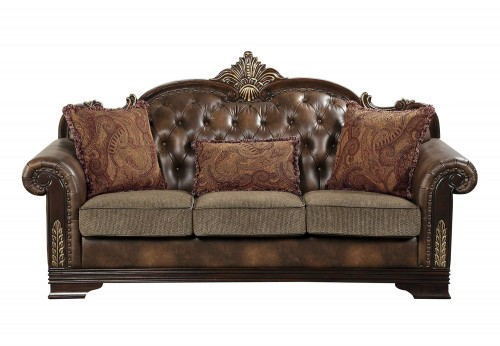 Croydon Sofa - Brown