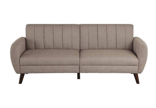 Gabi Click Clack Sofa - Brown