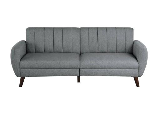Gabi Click Clack Sofa - Gray