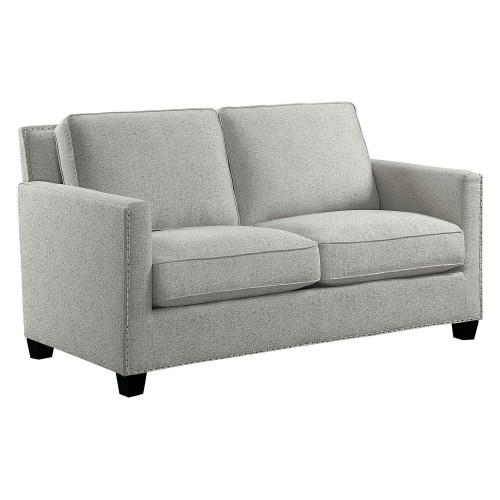 Pickerington Love Seat - Light gray