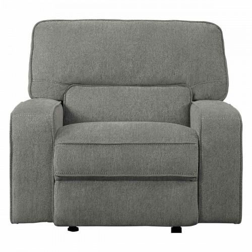Borneo Power Reclining Chair with Power Headrest - Mocha