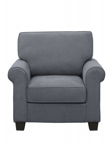 Selkirk Chair - Gray