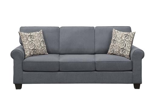 Homelegance Selkirk Sofa - Gray