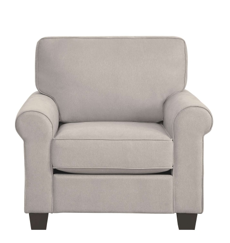 Selkirk Chair - Sand Fabric