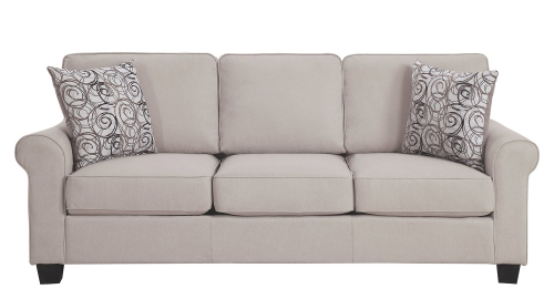 Selkirk Sofa - Sand Fabric