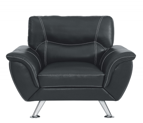 Jambul Chair - Black