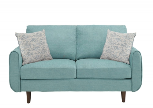 Wrasse Love Seat - Teal