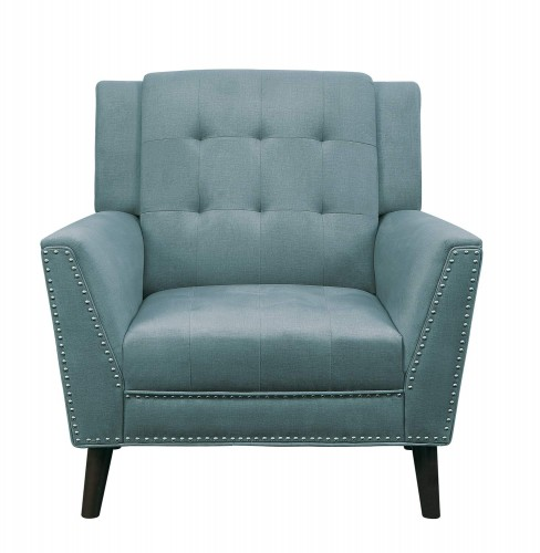 Broadview Chair - Fog gray