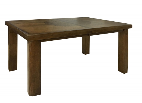 Morrison Counter Height Table - Oak