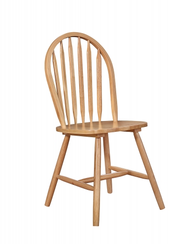 Farmhouse Side Chair - Natural