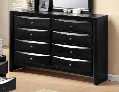 Ireland Dresser - Black
