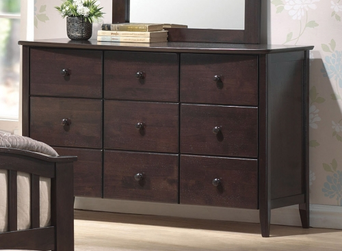 San Marino Chest - Dark Walnut