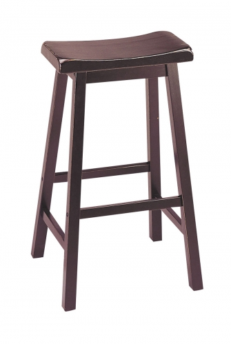 Gaucho Bar Stool - Walnut