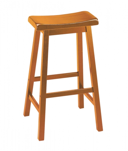 Gaucho Bar Stool - Oak