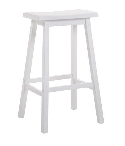 Gaucho Bar Stool - White