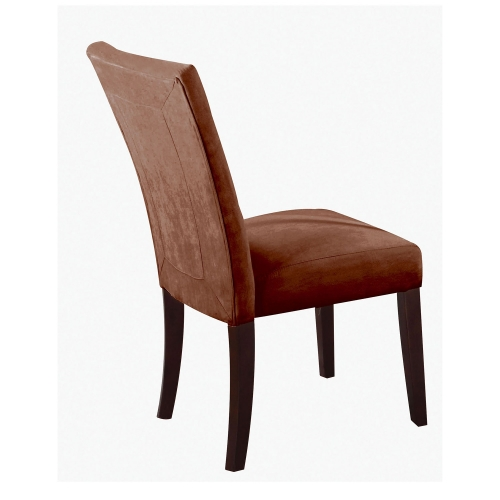 Baldwin Side Chair - Chocolate/Walnut