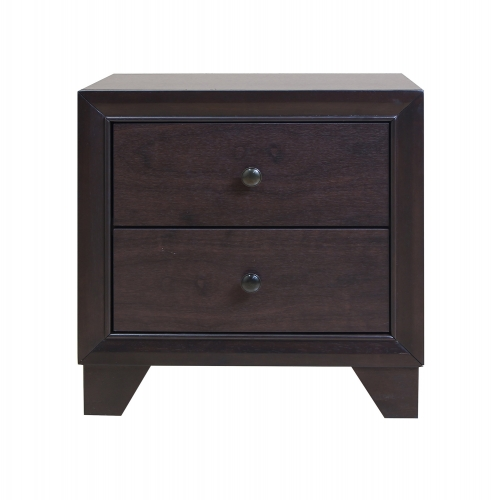 Madison Nightstand - Espresso