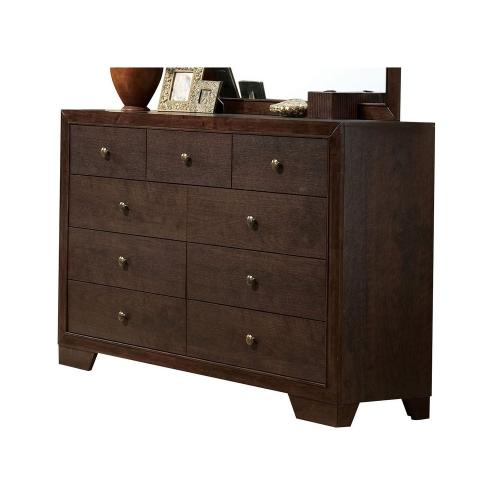 Madison Dresser - Espresso