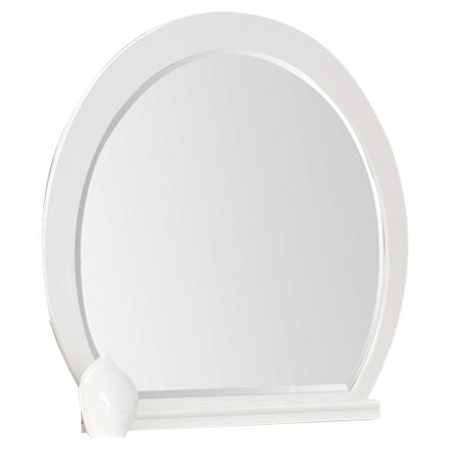 Vivaldi Mirror - White High Gloss