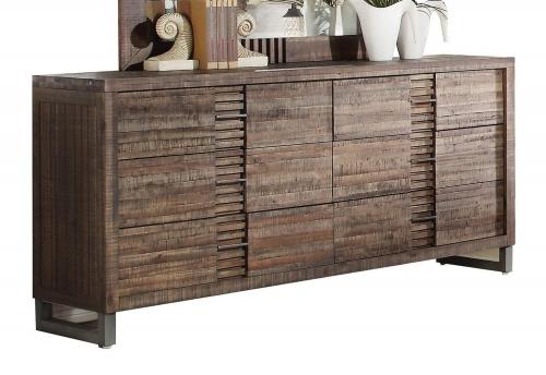 Andria Dresser - Reclaimed Oak