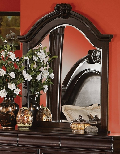 Roman Empire II Mirror - Cherry