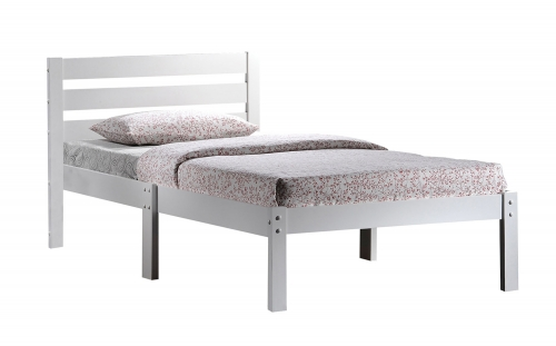 Donato Twin Bed - White