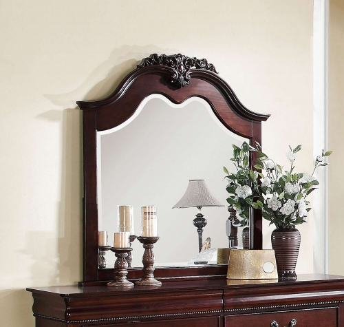 Gwyneth Mirror - Cherry