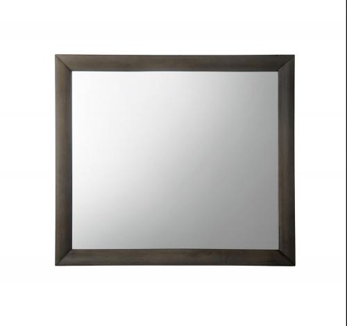 Acme Ireland Mirror - Gray Oak