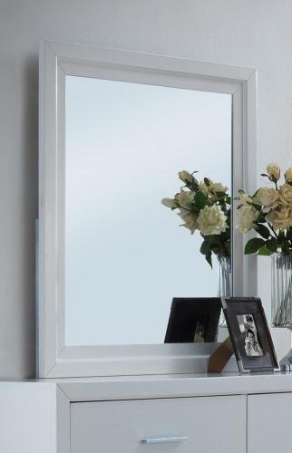 Switzer Mirror - White