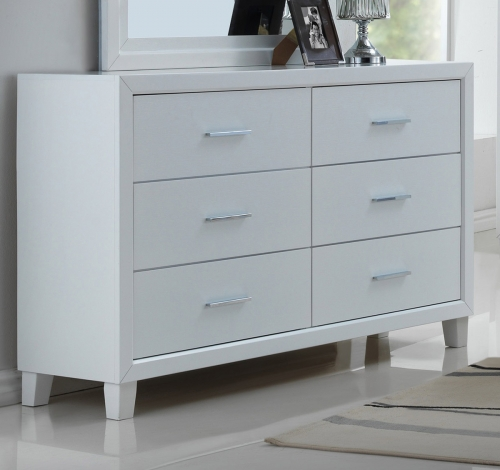 Switzer Dresser - White