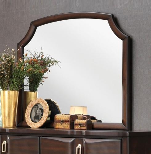 Lancaster Mirror - Espresso