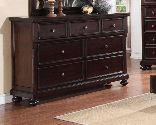 Grayson Dresser - Dark Walnut