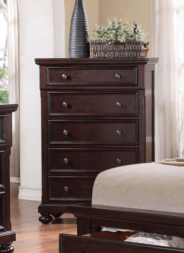 Grayson Chest - Dark Walnut