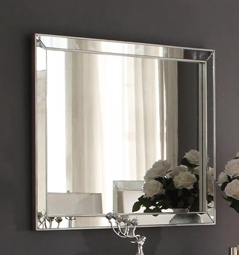 Voeville II Mirror - Platinum