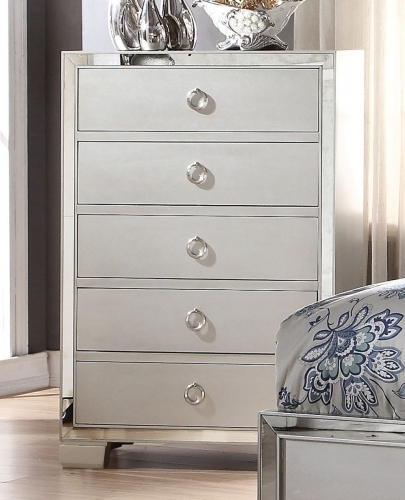 Acme Voeville II Chest - Platinum