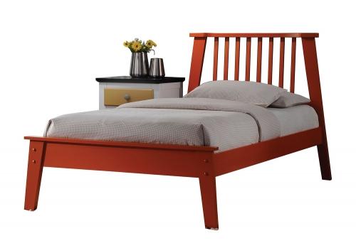 Marlton Bed - Orange