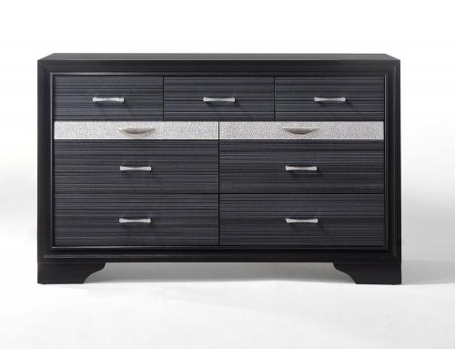 Naima Dresser - Black
