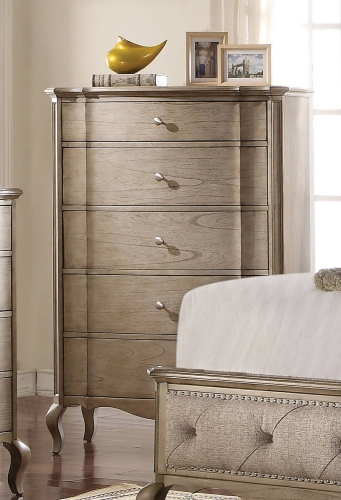 Acme Chelmsford Chest - Antique Taupe
