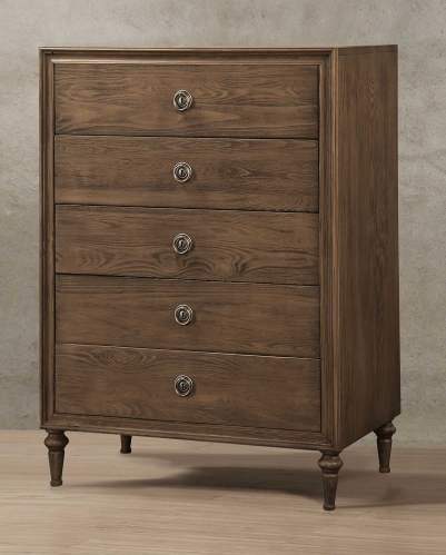 Inverness (Parker) Chest - Reclaimed Oak