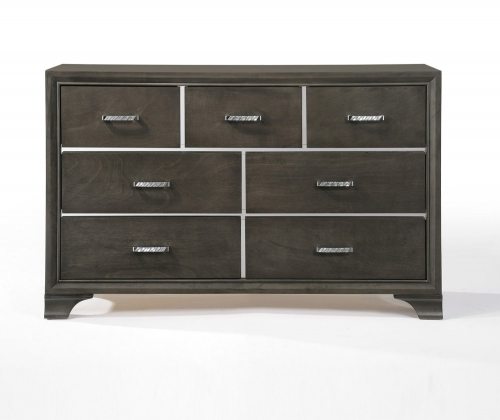 Acme Carine Dresser - Gray