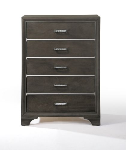 Carine Chest - Gray