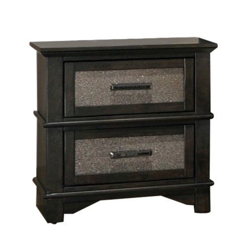 Anatole Nightstand - Dark Walnut