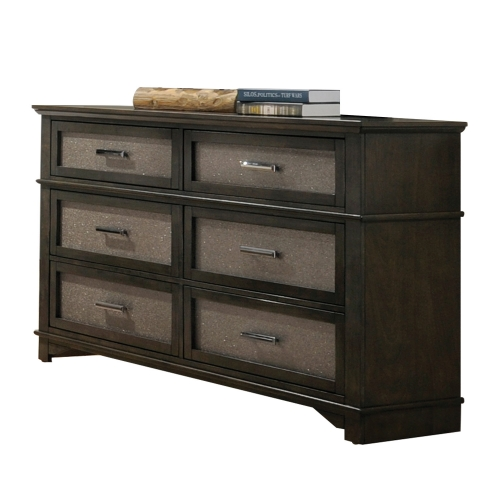 Anatole Dresser - Dark Walnut