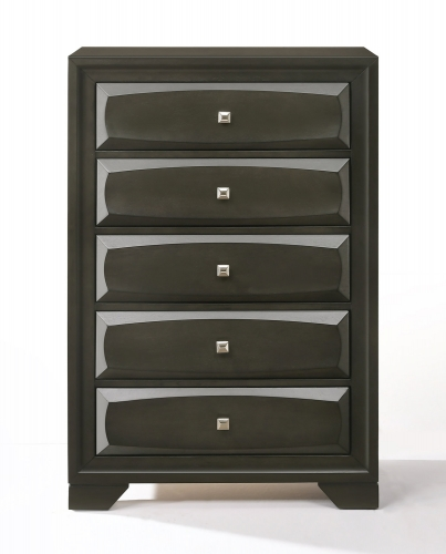 Soteris Chest - Antique Gray