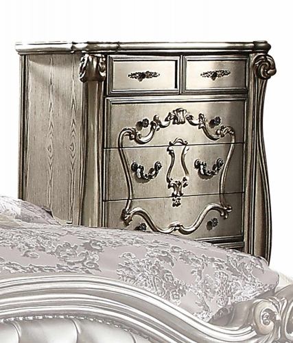 Acme Versailles Chest - Antique Platinum