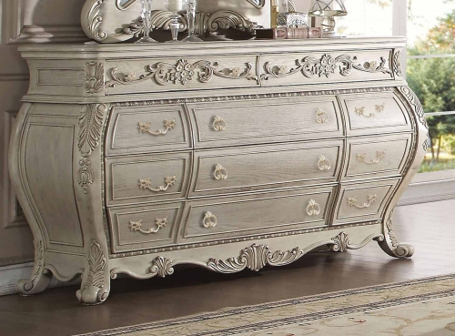 Ragenardus Dresser - Antique White
