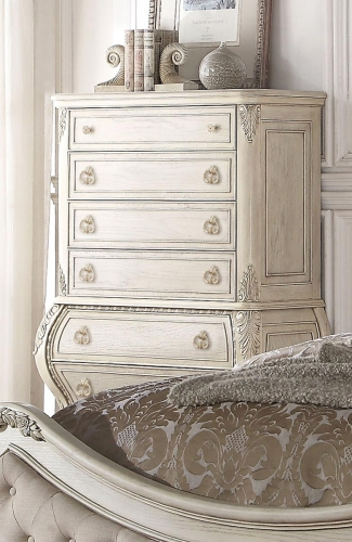 Ragenardus Chest - Antique White